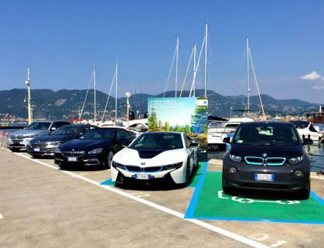 BMW a Porto Lotti
